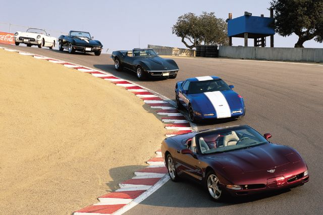 chevy-corvette-generations
