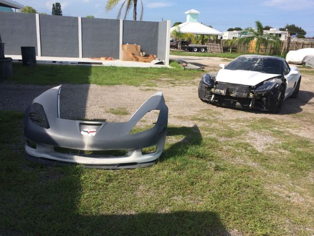 Crazy Cowboy Corvette C6 to C7 Headlight Mod