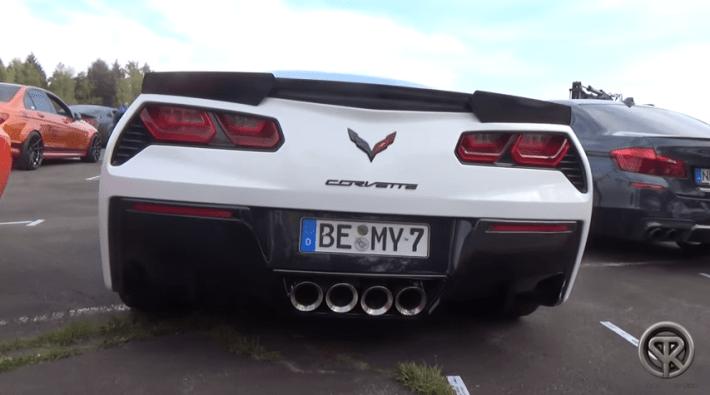 Chevrolet Corvette Z51