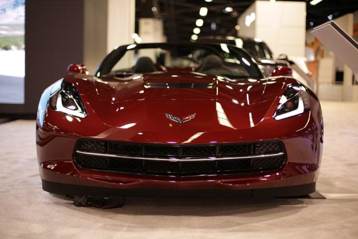 Chevrolet Corvette at OC Auto Show (2)