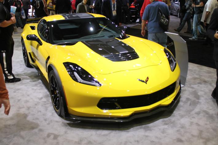 Chevy Corvette SEMA