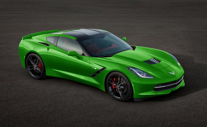 Corvette-C7-Stingray-electric-green