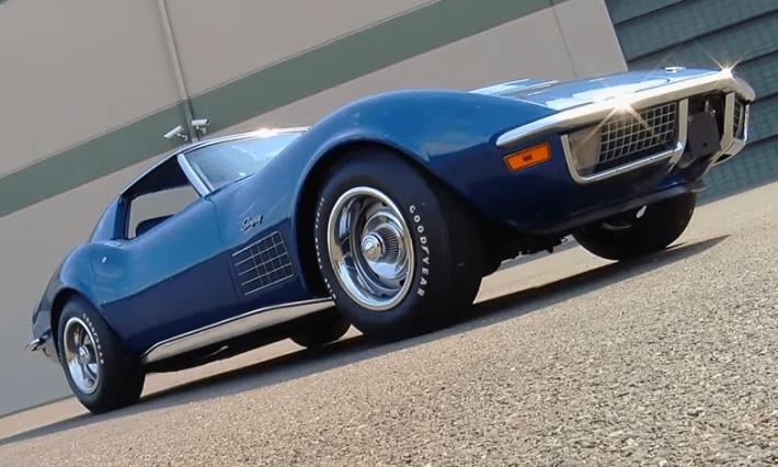 1971 Corvette LT1