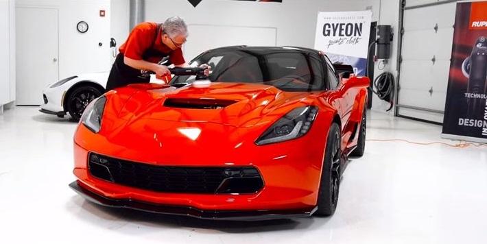 Corvette Detailing