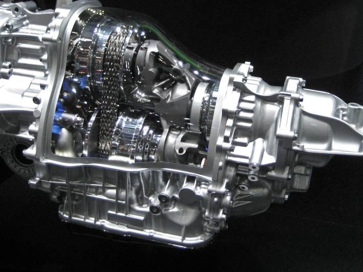 Subaru_Lineartronic_transmission_in_Tokyo_Motor_Show_2009