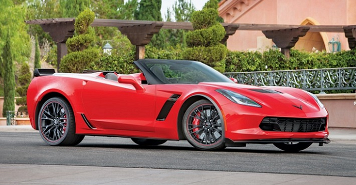 Rob Report Z06 featured image