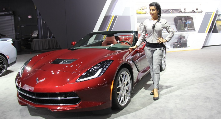 corvette lead photo