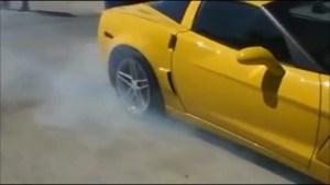 Corvette Fails