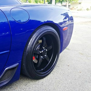 Black Wheels