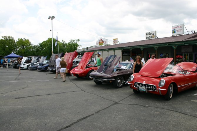 Corvette club 1