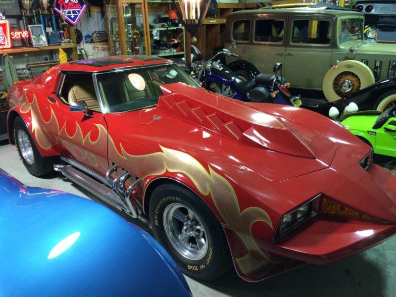 custom corvette 2
