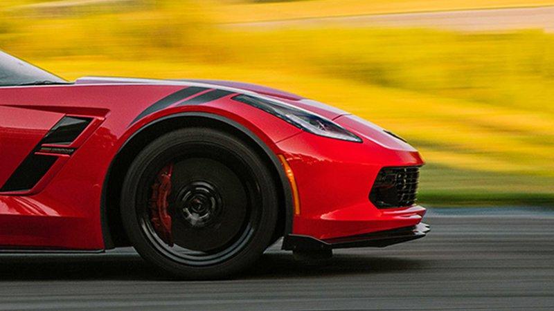 Corvette Mid - Engine