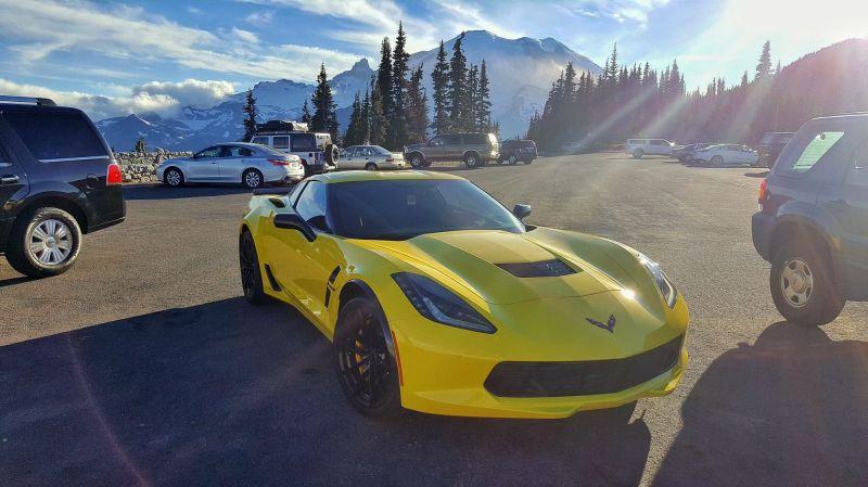 Corvette Grand Sport