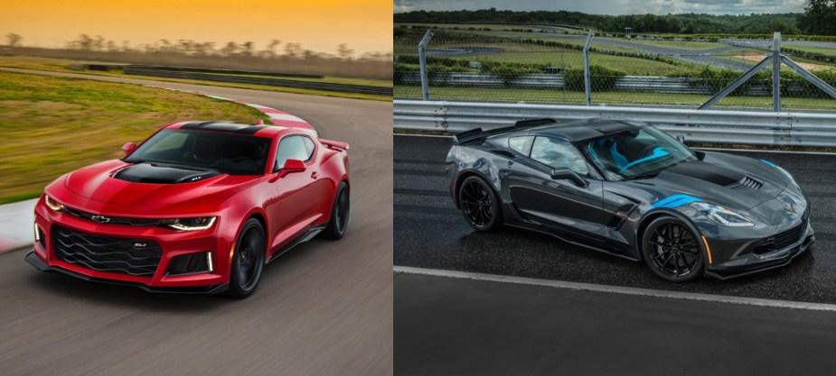 Corvette or Camaro?