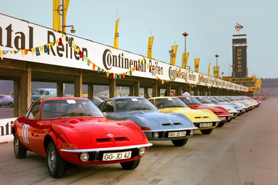 "Opel Considering Bringing Back ""Baby Corvette"" GT - CorvetteForum"