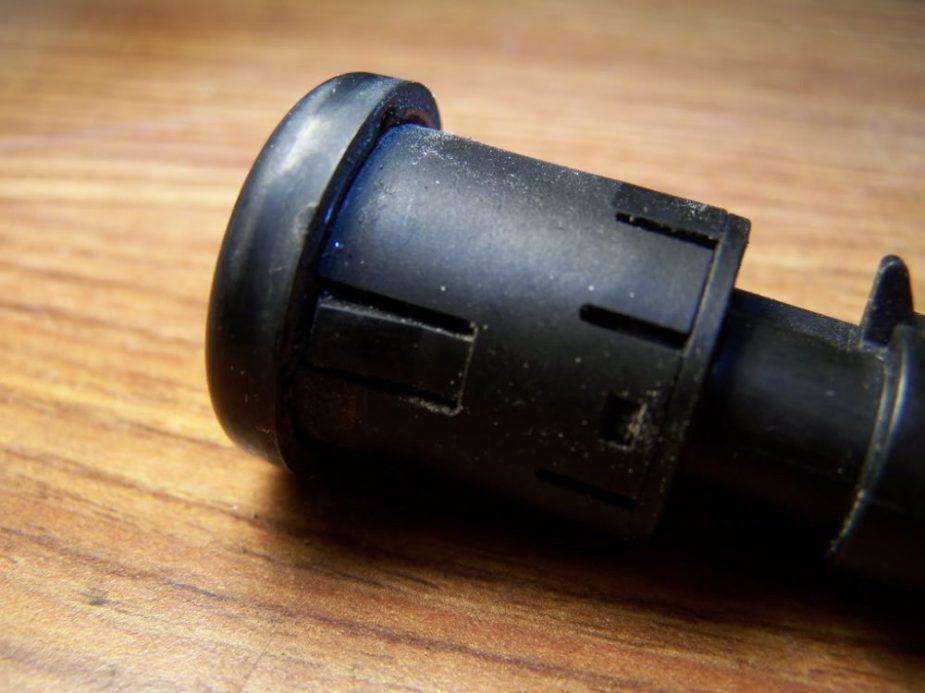 Rear Hatch Button