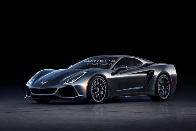 Corvette Forum - C8 Zora ZR1 Mid-Engine Corvette Rendering