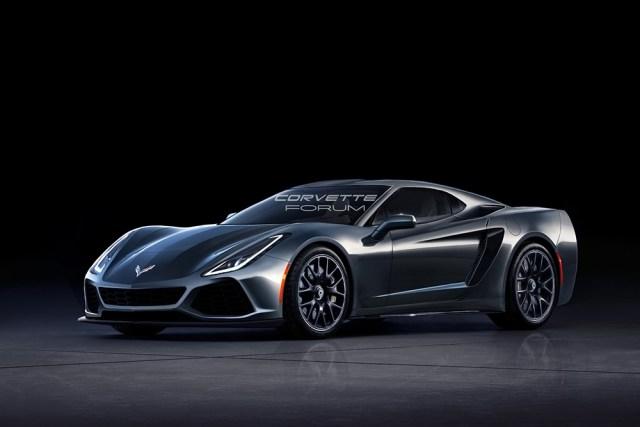 Mercury Racing Marine engine C8 Corvette V8