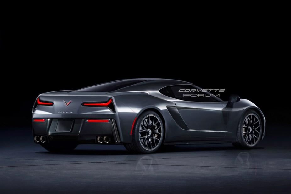 We Have New Mid Engine Corvette Renderings Corvetteforum