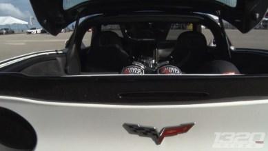 Nitrous Corvette
