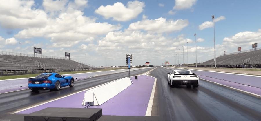 Corvette vs Viper