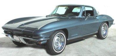 Classico Corvette