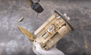 Fuel Pump Disassembly