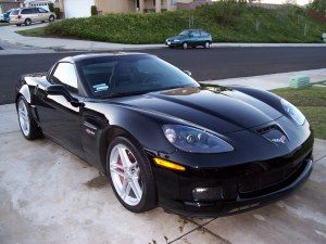 Keep your Corvette looking great with DIY car wax.