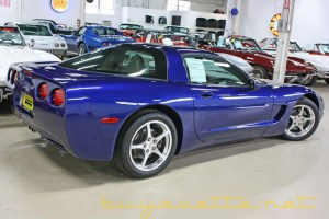 2004 C5 Corvette Last Ever