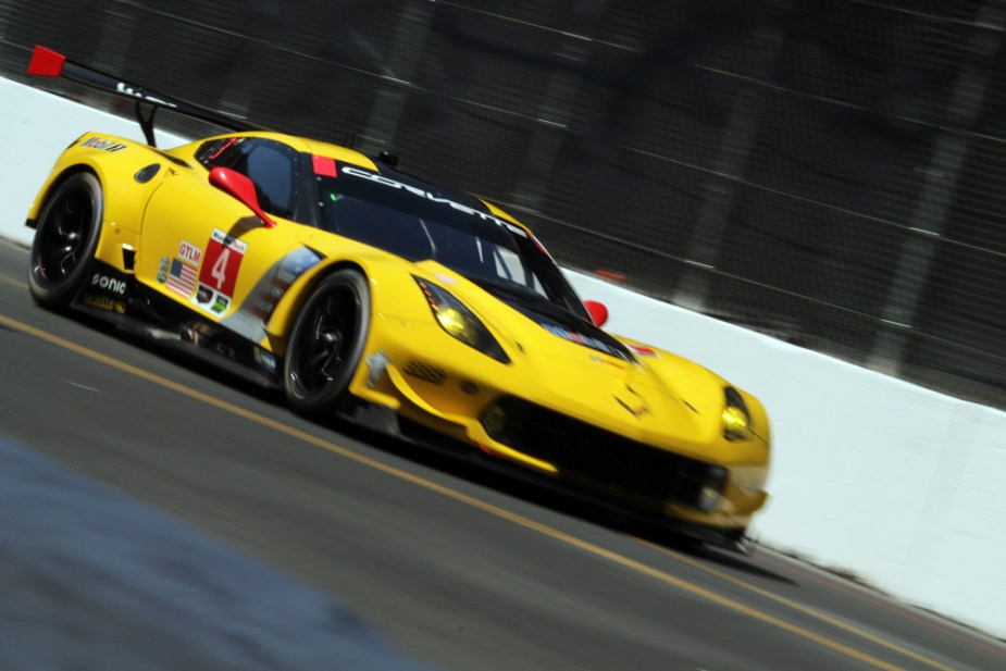 Corvette C7.R at 2017 Long Beach Grand Prix