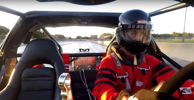 YouTuber Cleetus C5 Corvette Pass