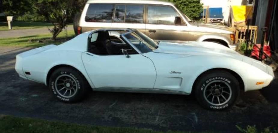 Rare Big Block 1974 Corvette on CraigsList