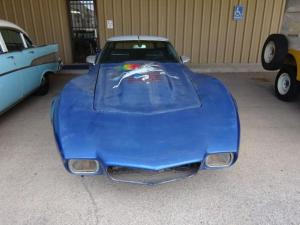1971 C3 Corvette Wagon