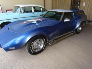 1971 C3 Corvette Wagon