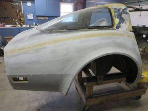 1981 C3 Corvette Rear Quarter Panel