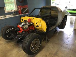1981 C3 Corvette Restoration