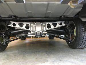 1981 C3 Corvette Suspension Installed