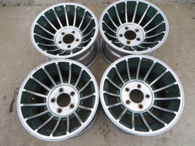 1981 C3 Corvette Wheels