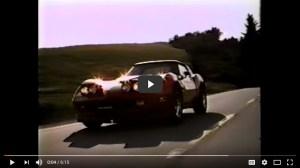 1982 Corvette Commercial Screen Shot
