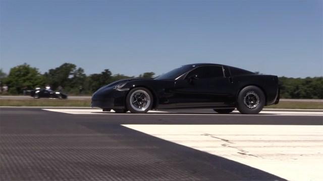 C6 Corvette at wannaGOFAST