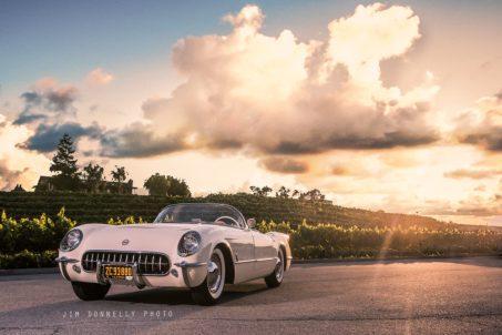 1953 Chevrolet Corvette VIN #18