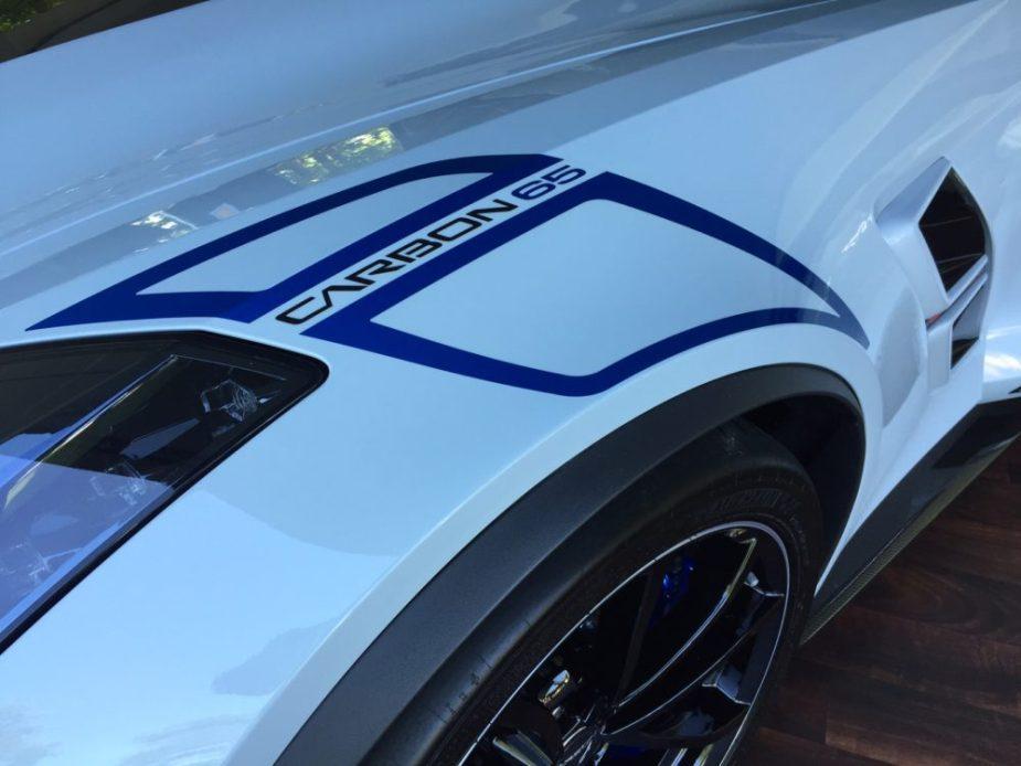 Carbon 65 Corvette C7