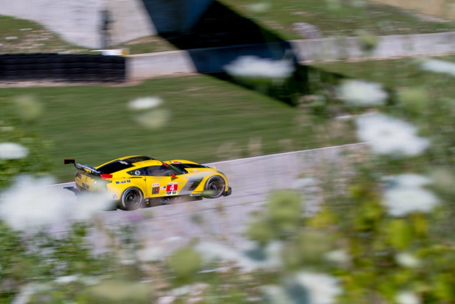 Corvette Racing C7.R Road America