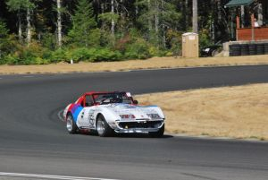24 hrs of LeMons C3 Corvette