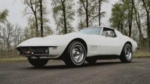 1968 Corvette L89 Coupe