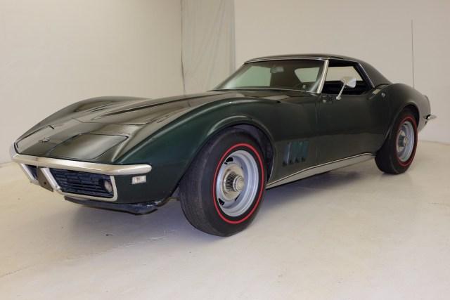 Bring a Trailer Corvette C3