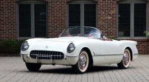 1953 Chevrolet Corvette #091 1953 Corvette