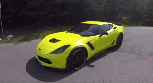 Vehicle Virgins Crashed Corvette