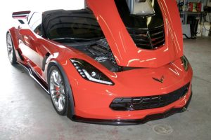 When was the last time you changed the transmission fluid in your Corvette?