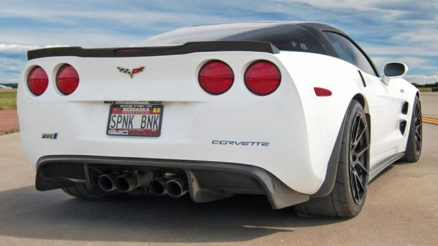 1320Video's 2010 Corvette ZR1.